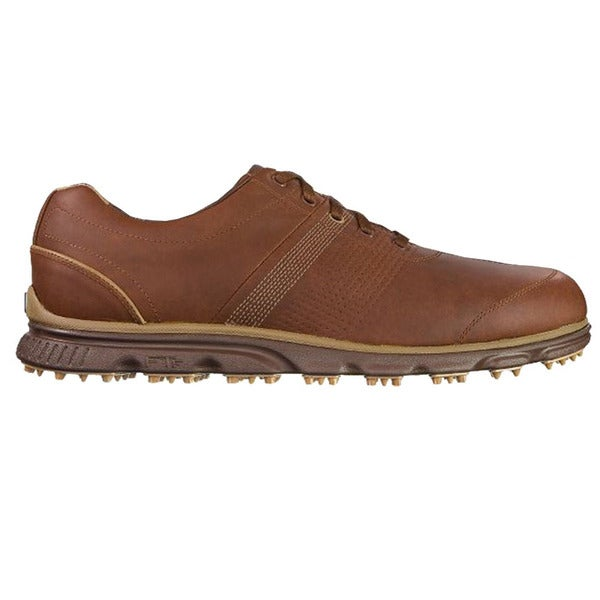 FootJoy DryJoy Casual Golf Shoes 2014  Brown/Taupe