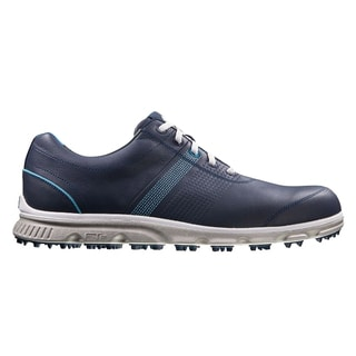 FootJoy DryJoy Casual Golf Shoes 2014 Navy/Carolina