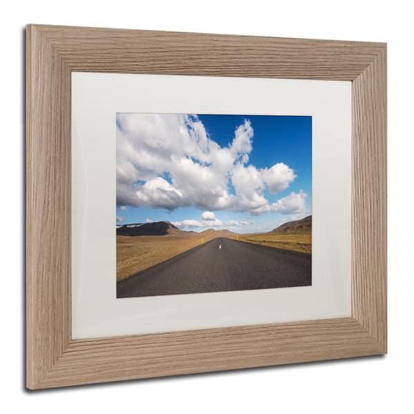 Philippe Sainte Laudy Never Ending Land Matted Framed Art Overstock 12395903