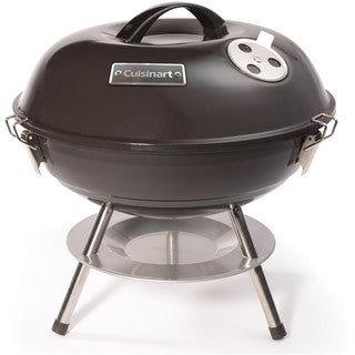 Cuisinart Black 14 Inch Portable Charcoal Grill