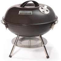 Cuisinart Black 14-Inch Portable Charcoal Grill