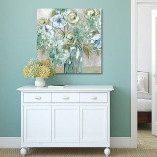 Carol Robinson 'Spring Assembly' Decor Canvas Print Wall Art