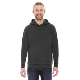 French Black Terry Unisex Hoodie