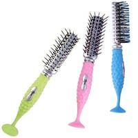 Rucci Slim Suction Hairbrush (Pack of 3)