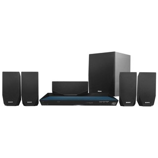 Sony Refurbished 5.1-channel Black Home Theater System