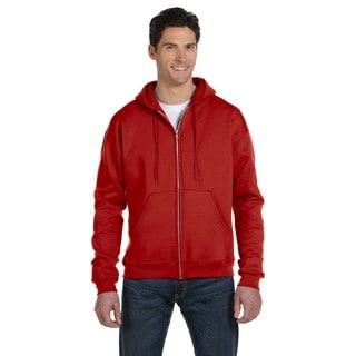 Men's Big and Tall Full-Zip Scarlet Hood Jacket
