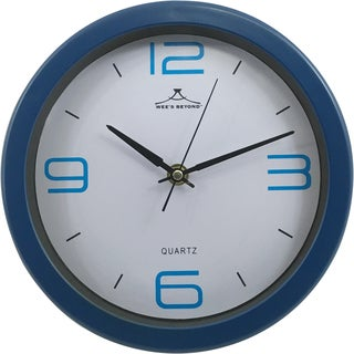 Wee's Beyond 9-inch Colorful Wall Clock