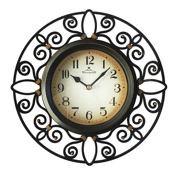 10-inch Arts Clock
