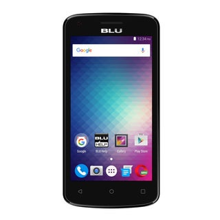 BLU Neo X Mini N150U Unlocked GSM Quad-Core Android Phone - Black