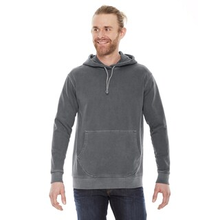 Unisex Big and Tall Smoke French Terry Hoodie