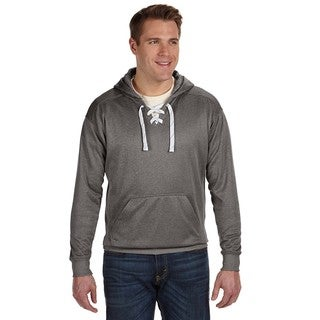 Sport Lace Men's Charcoal Heather Poly Hood