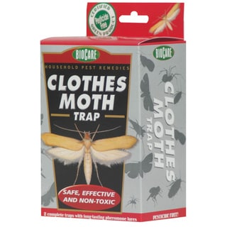 Bio Care Naturals S1524 Jumbo Clothes Moth Trap