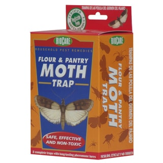 Bio Care Naturals S202 Pantry & Four Moth Traps
