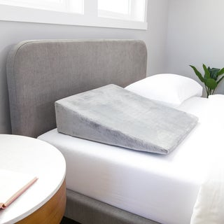 Link to Linenspa Essentials Foam Wedge Pillow Similar Items in Pillows