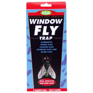 Bio Care Naturals S534 BioCare Window Fly Traps