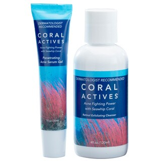 Coral Actives Oil-Free 2-piece Skin Care Kit