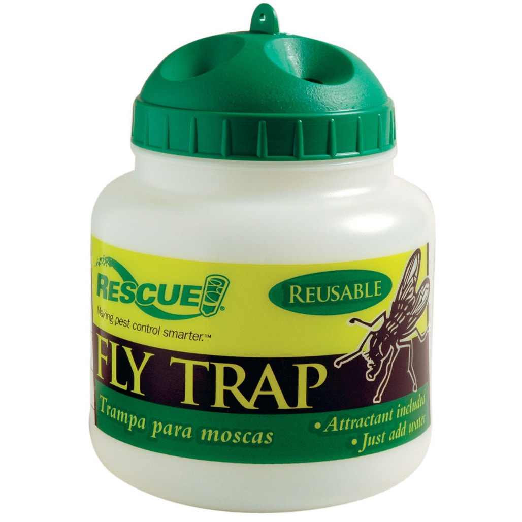 Rescue FTR-DT12 Fly Trap & Attractant (Insect & Rodent Tr...