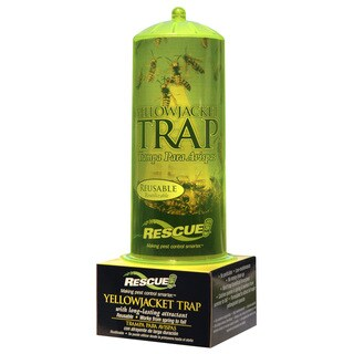 Rescue YJTR-DT12 Yellow Jacket Control Trap & Attractant