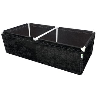 Geopot PL72X36X20 72-Inches L X 36-Inches W X 14-Inches H Raised Planter Bed