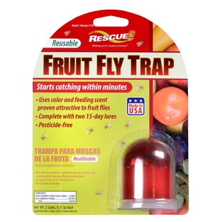 Rescue FFTR-SF6 Fruit Fly Trap