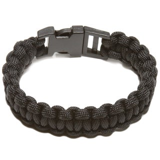 Lehigh Group NPCB550BKM Medium Black Bracelet