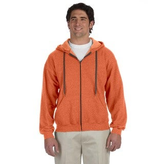 Men's Big and Tall Vintage Classic Full-Zip Sunset Hooded Jacket