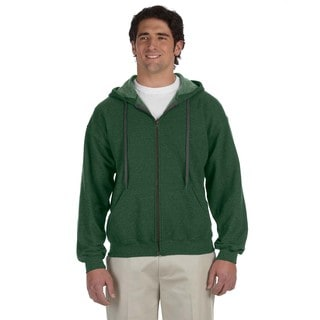 Men's Big and Tall Vintage Classic Full-Zip Meadow Hooded Jacket