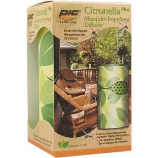 PIC IRD-1 Citronella Mosquito Repellent Diffuser