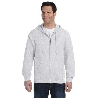 50/50 Men's Big and Tall Full-Zip Ash Hooded Jacket