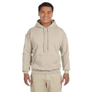 Men's Big and Tall 50/50 Sand Hooded Jacket