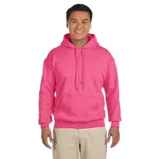 Men's Big and Tall Safety Pink 50/50 Hood