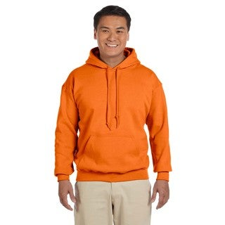Men's Big and Tall Safety Orange 50/50 Hood