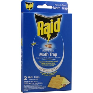 Raid PMOTH-RAID Pantry Moth Trap