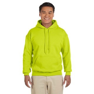 Men's Big and Tall Safety Green 50/50 Hood (4 options available)