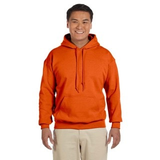 Men's Big and Tall Orange 50/50 Hood
