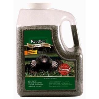 Repellex 10530 7-pounds Repellex Mole, Vole & Gopher Repellent
