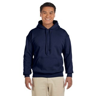 Men's Big and Tall Navy 50/50 Hood