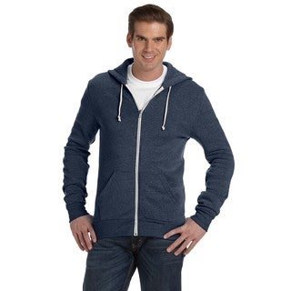 Rocky Men's Eco Tr Navy Zip Hoodie (XL)