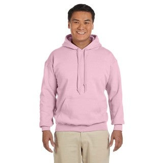 Men's Big and Tall Light Pink 50/50 Hood