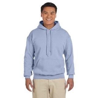 Men's Big and Tall Light Blue 50/50 Hood