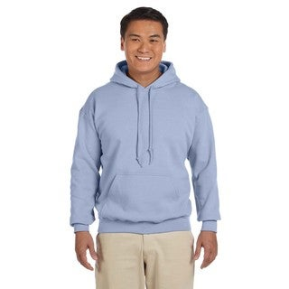 Men's Big and Tall Light Blue 50/50 Hood