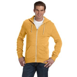 Rocky Men's Zip Eco Tr Gold Hoodie