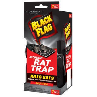 Black Flag 11051 Accusnap Rat Trap