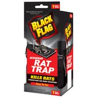 Black Flag 11051 Accusnap Rat Trap