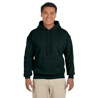 Men's Big and Tall Forest Green 50/50 Hood