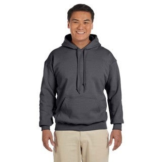 Men's Big and Tall Dark Heather 50/50 Hood