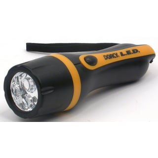 Dorcy 41-2504 3 LED AAA Optic Flashlight