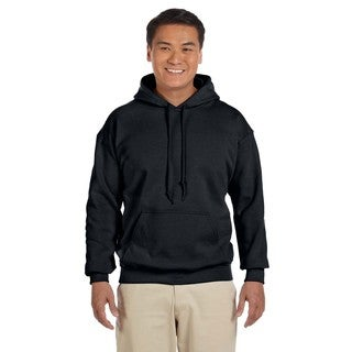 Men's Big and Tall Black 50/50 Hood