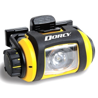 Dorcy 41-2612 200 Lumen LED Pro Series Headlight