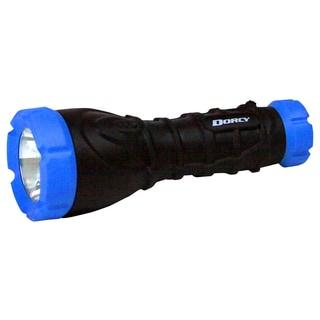 Dorcy 41-2968 80 Lumen Rubber Flashlight Assorted Colors